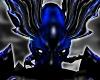 (FA)Blue Alien Head