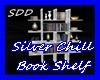 Silver Chill Book Shelf