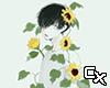 Sunflower Boy Cutout v2
