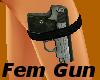 (A) Female Gun w/Garter
