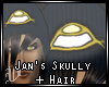 Jan's Skully + Hair