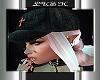 Zeta hat hair candy