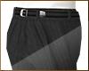 Dark Grey PStripe Pants