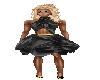 Aurora Dress (Blk)