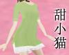 TXM T-Shirt Dress Apple
