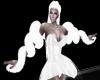 Fur Boa White/Blanc