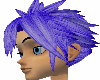 *A* Blue Dark Cloud Hair