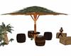 Playa Pirata Seating