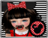 KIDS minnie pacifier