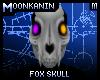 Fox Skull Mesh :Male: