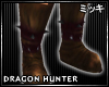 ! Dragon Hunter Boots