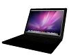 Black Apple Laptop