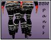 BBW Winter Knit Pants