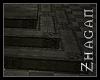 [Z] TS - wooden Podest