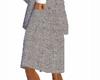 [LSB] Suit Skirt (Gray)