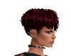 HAIRSTYLES RED EXOTIC