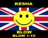 Kesha - Blow