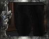 *E* Black Medieval Pants