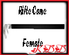 KDD RIfle Cane SlvHandle