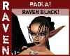 Paola RAVEN BLACK!