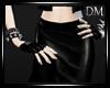 [DM] Latex Skirt Mid