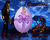 {KAS}Purple Easter Egg