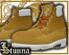 J$tunna Wheat/wht Boots