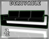 Derivable Modern Sofa