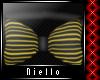 [Ni] Stripe BowTie