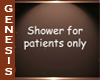 GD Shower for Patients