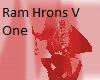 Ram Hron's One