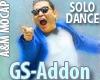 Gangnam Addon Dance Solo