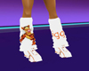 s~n~d tigger leg warmers