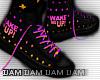 x. Avicii MulNeon Shoe
