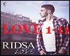 Ridsa En Love