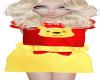 Child Pooh Bear Dress