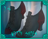 (IS) Witch Boots R/B