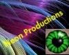 Green Eyes-Heart Pupil