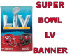 SUPER BOWL LV BANNER