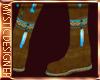 Pocahontas Native Boots