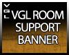 VGL Support Banner