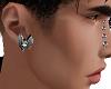 Skull n Wings Earrings