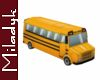 MLK Toy School Bus