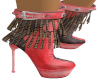Woman's Ruby  Boots