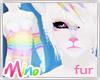 -Mi- Rainbow Fur M