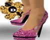 Pink Gl Heels