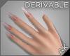 ~AK~ Manicure: Natural