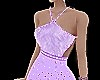 Sparkle,Lilac,Long,Dress