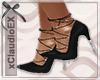 Black Gown Shoes