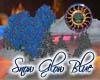 Snow Glow Blue